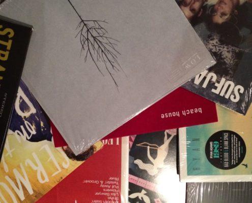 Header image music albums